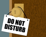 do not disturb2