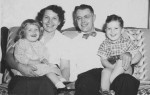 BW family of four